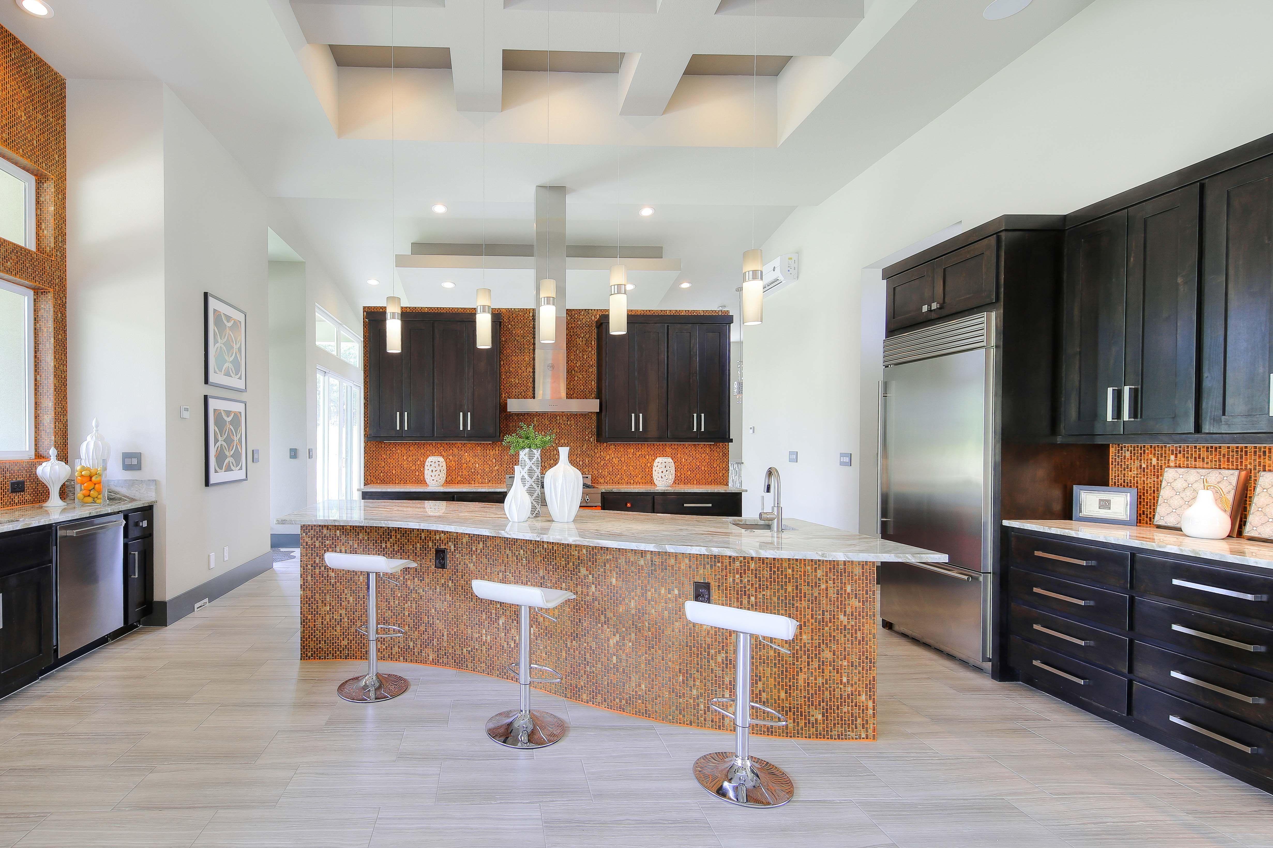 Modern Kitchen Luxury Homes San Antonio Modern Kitchen Luxury Realtor Loft Design