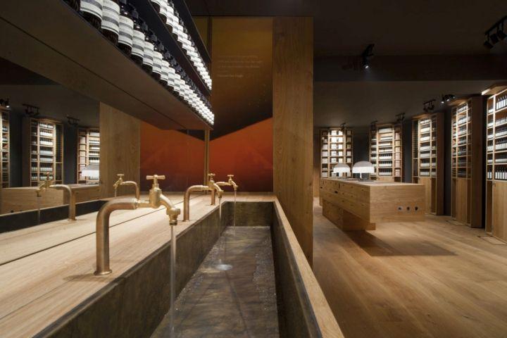 Aesop Flagship Store by Snøhetta, Berlin – Germany » Retail Design Blog