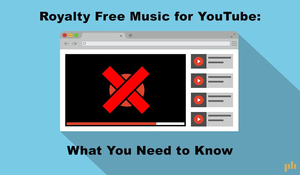 Royalty Free Music for YouTube: What You Need to Know