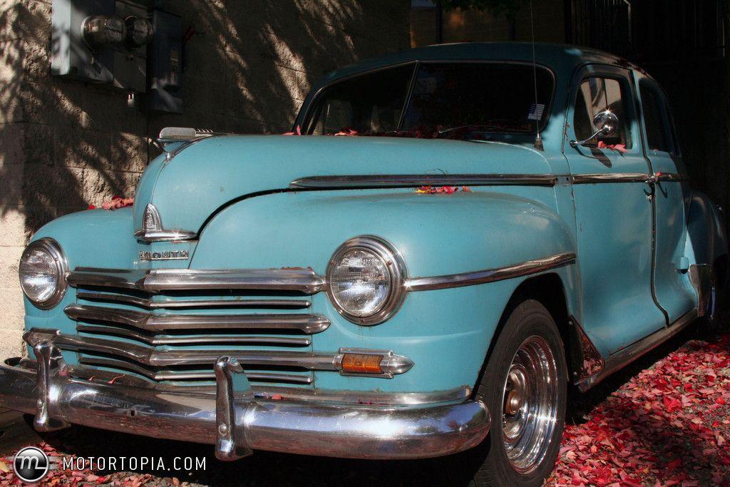 Plymouth 4dr sedan