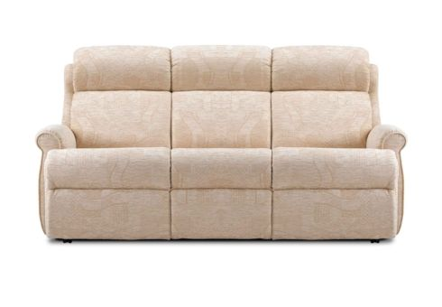 3 Seater Sofas Leather Large Sofas Relaxed Sitting Room Perfect Living Room Fabric Sofa
