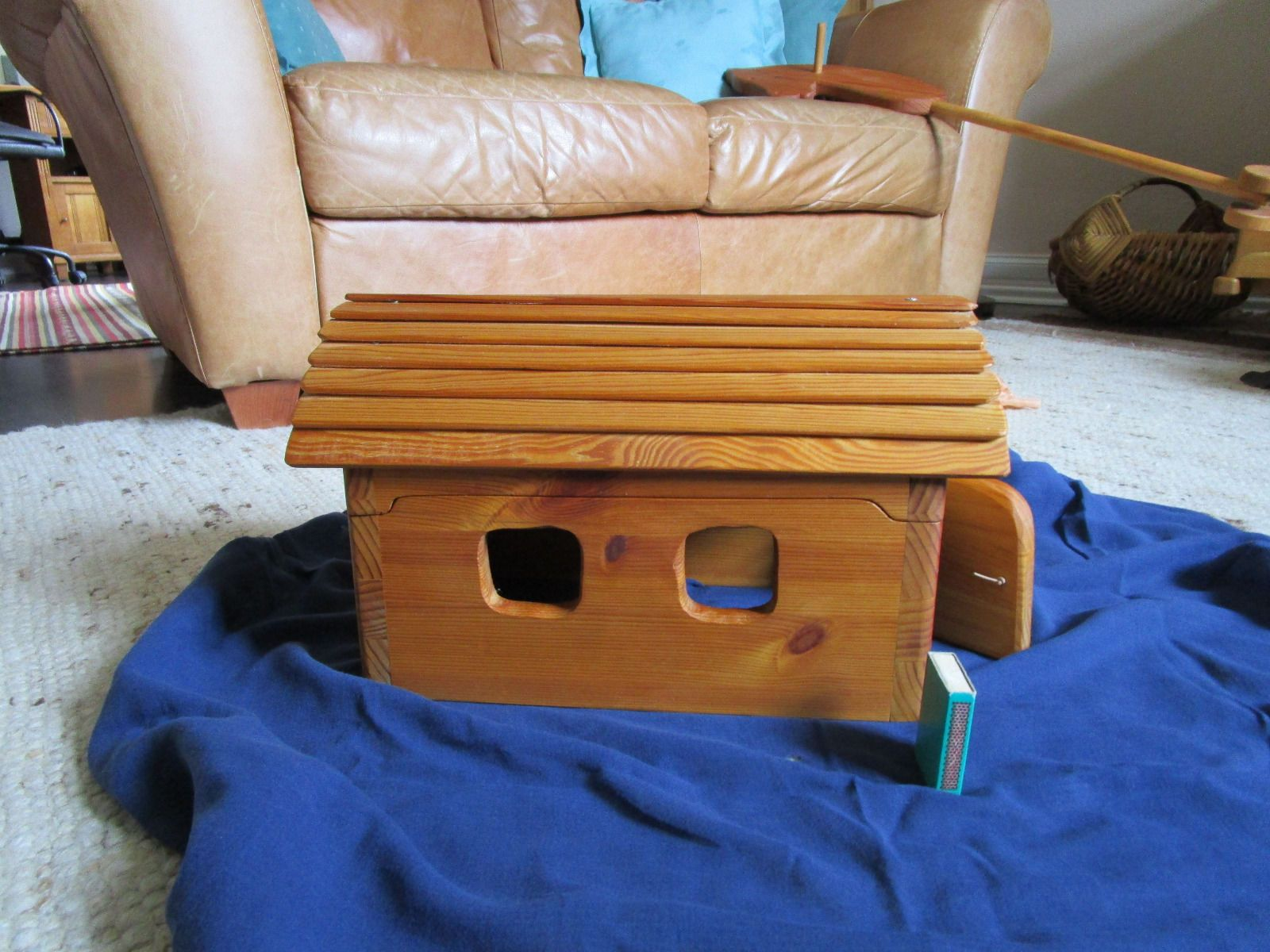 Holzhaus für Kinder | eBay