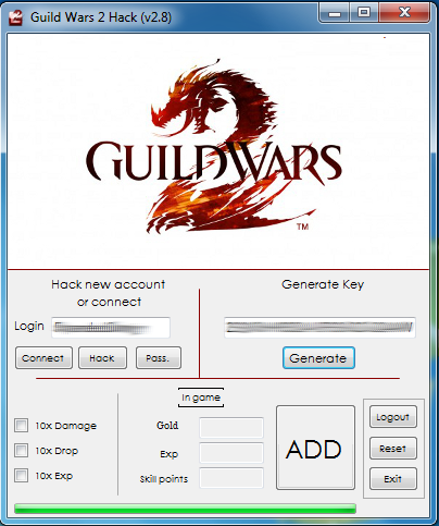 guild wars hacks and cheats