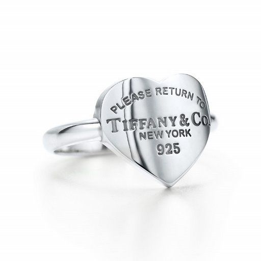 c44642ad7b3d Tiffany Co Outlet Return to Tiffany Heart Tag Ring  spring  jewelry  outfits