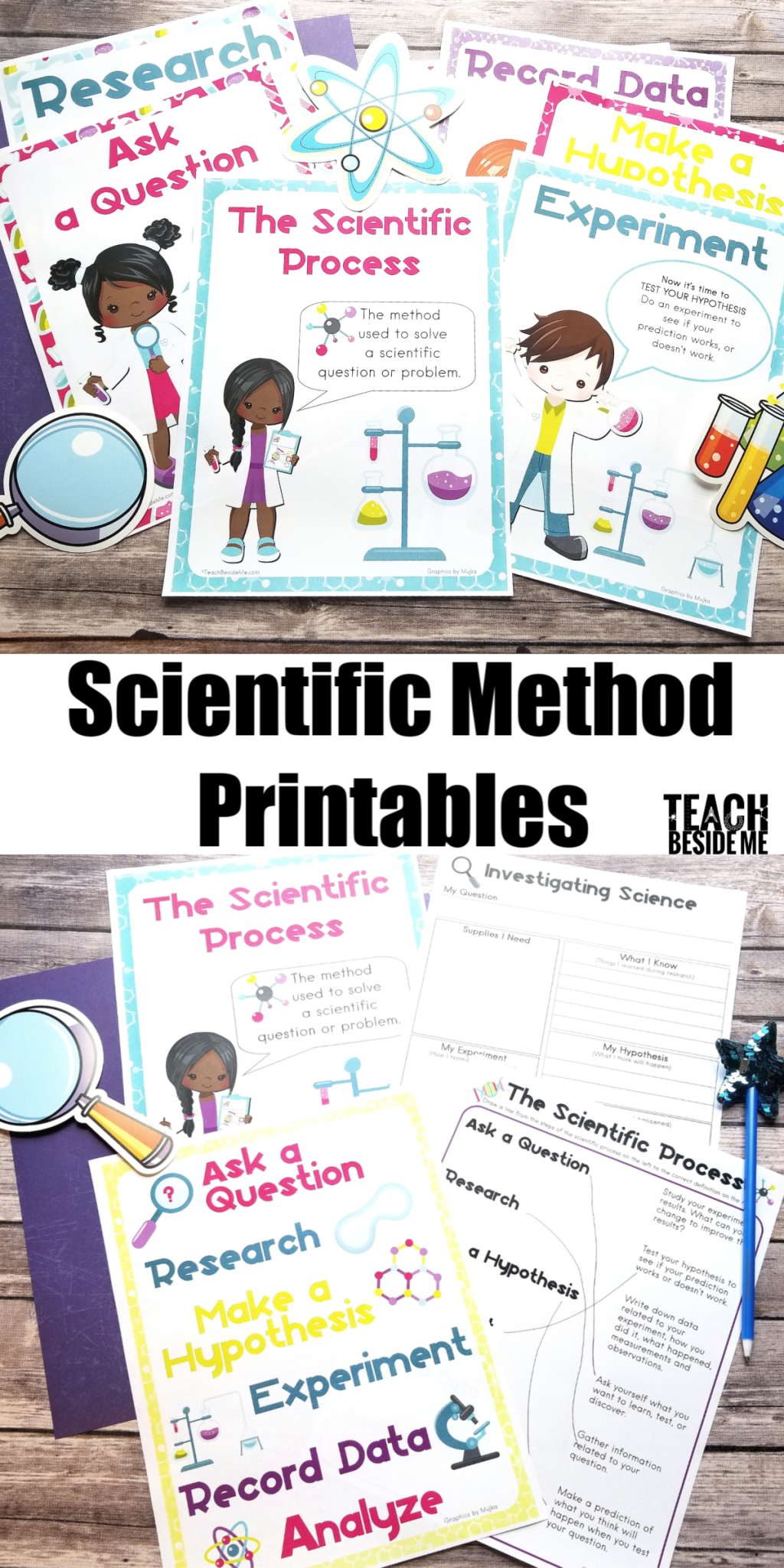 Scientific Method Worksheets Scientific Method Worksheet Scientific Method Activities Scientific Method [ 2048 x 1024 Pixel ]