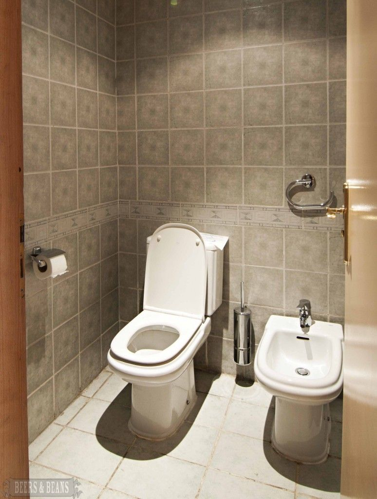Bathroom Things: Toilet Closet, Bathroom