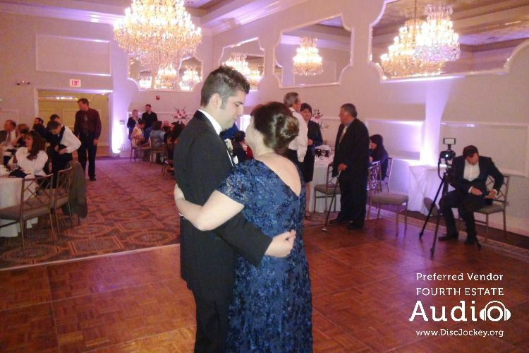Rich And His Mother Chose The Perfect Fan By Backstreet Boys For Their Special Dance