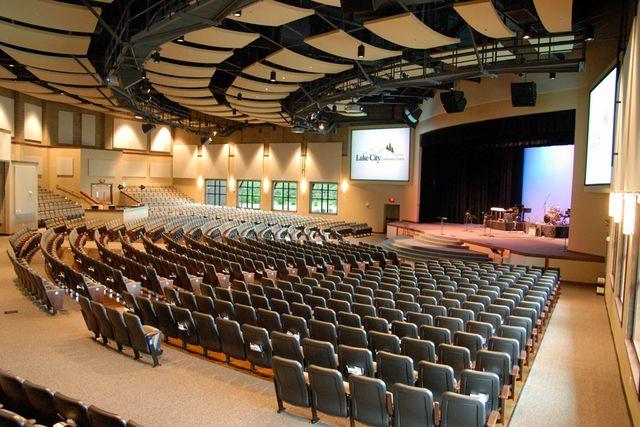 Church sanctuary interiors pinterest churches for Church interior designs ideas