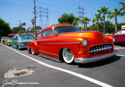1950  Chevy Fleetline. Somethin about older cars that I love