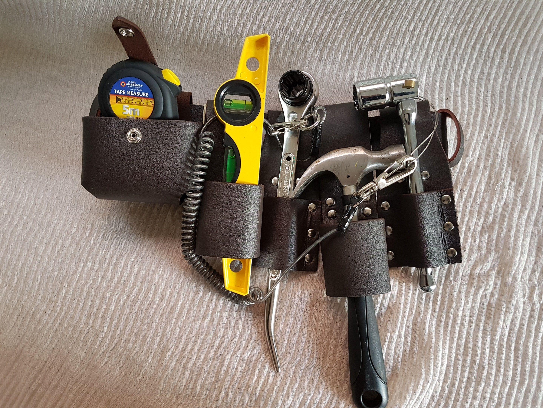 "/& Tool Safety Lanyard. 50/"" Belt New Scaffold Full Belt /& Tool Kit"