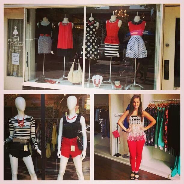 GA Bulldogs Game Day Apparel!! The Red Dress Boutique