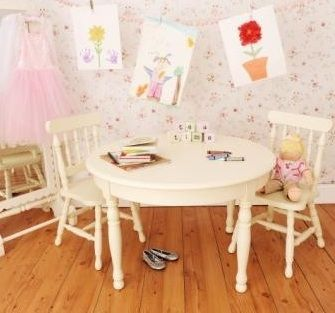 Stylish table chair set for childrenu0027s & Stylish table chair set for childrenu0027s | Painted Furniture For ...