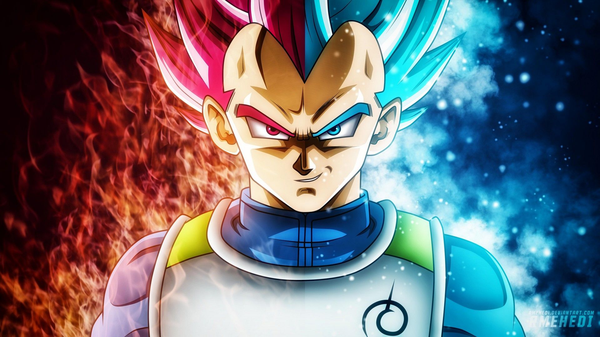 Dragon Ball Super Vegeta Wallpaper