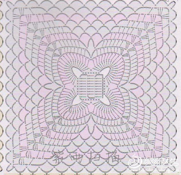 01vs86jw | CROCHET : granny square | Pinterest | Cuadrados ...