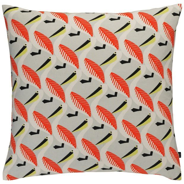 Habitat Pelly Multicoloured Patterned Cushion At Argos Co Uk Your Online