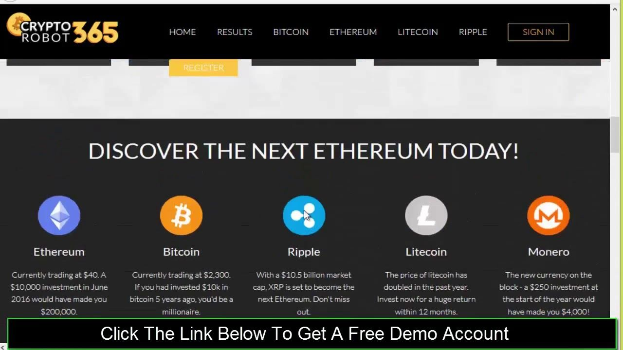 free robot trading cryptocurrency
