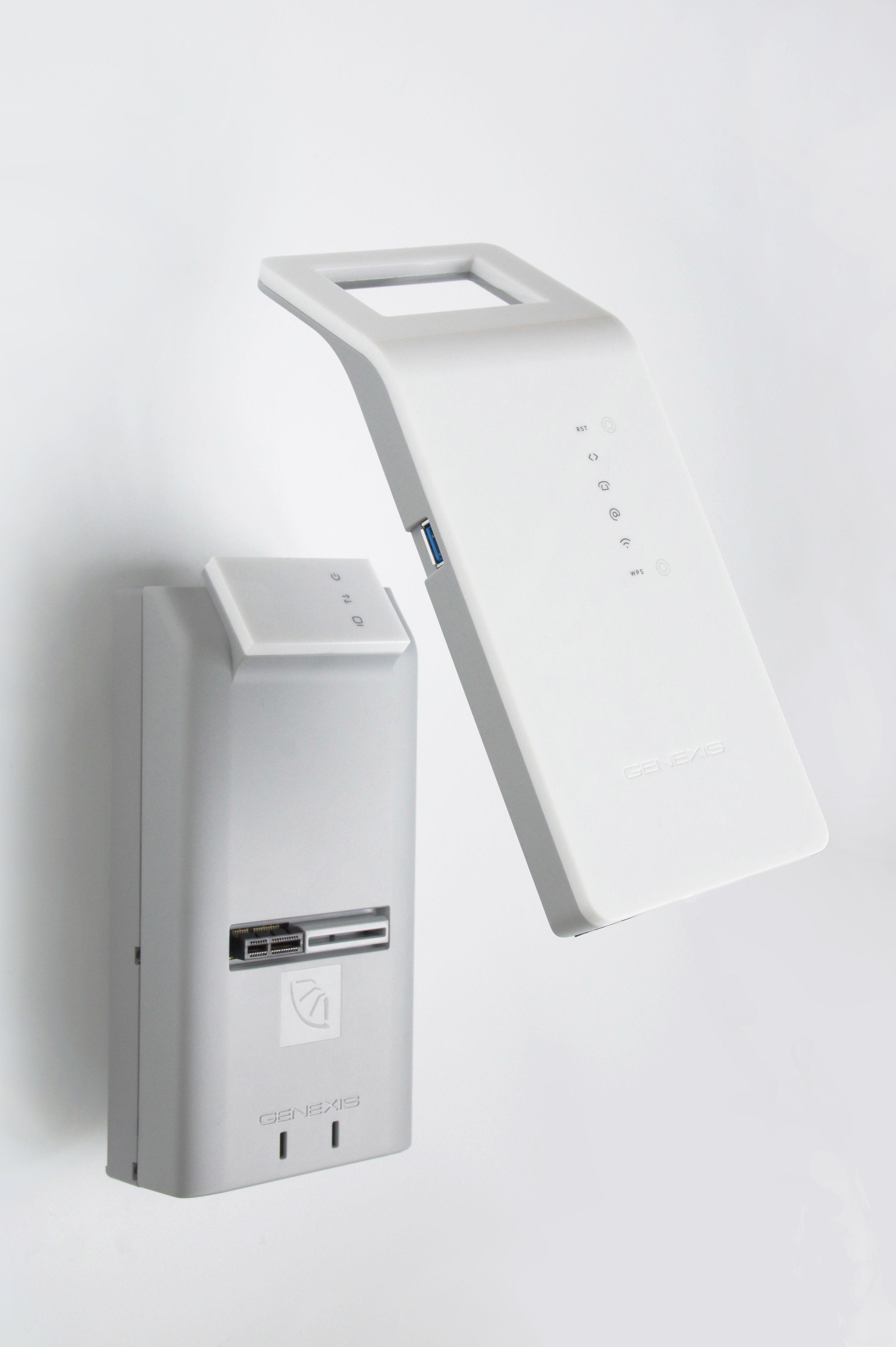 genexis fiber modem
