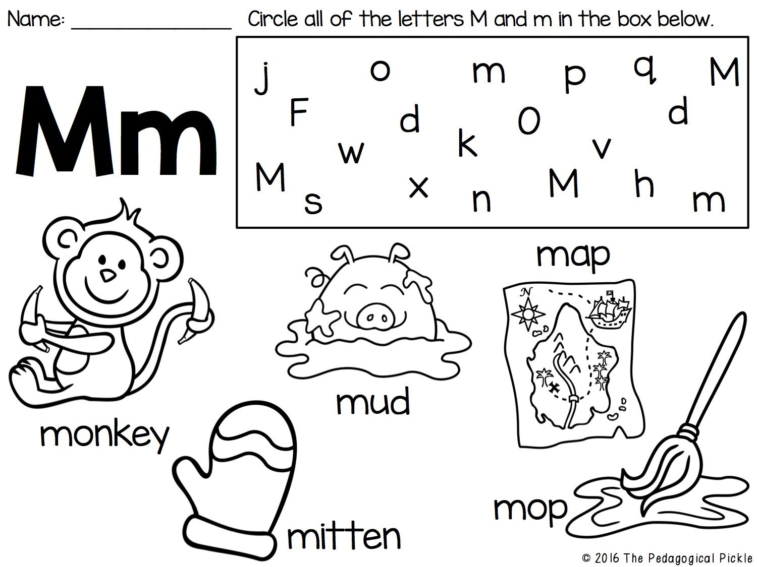 Awesome Set Of Alphabet Coloring Pages This Would Make A Great Review Activity For First Graders Or A Alphabet Coloring Alphabet Coloring Pages Coloring Pages