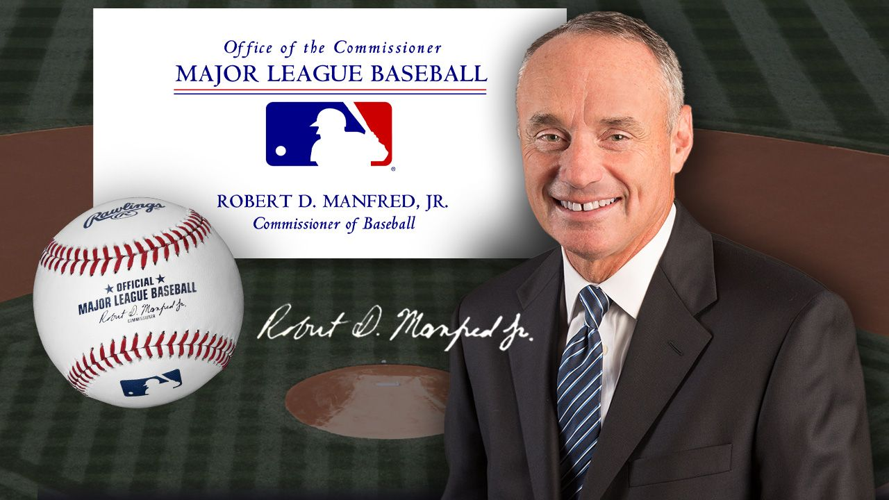 Commissioner Rob Manfred's letter to fans