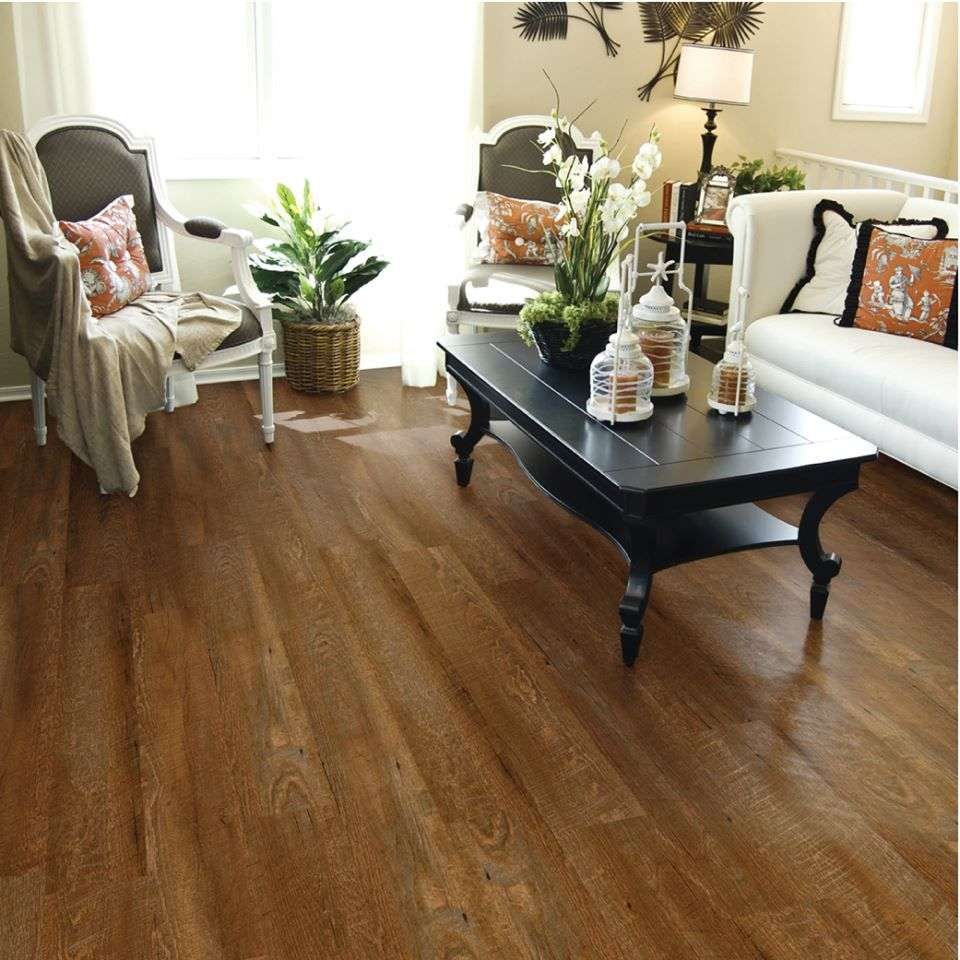 High end resilient flooring herf natural hickory for High end hardwood flooring