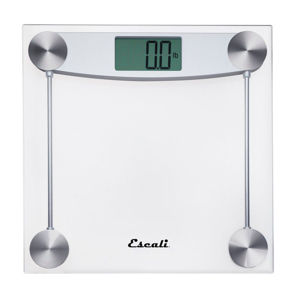 Clear Glass Digital Bathroom Scale Clear Escali Glass Bathroom Clear Glass Safety Glass