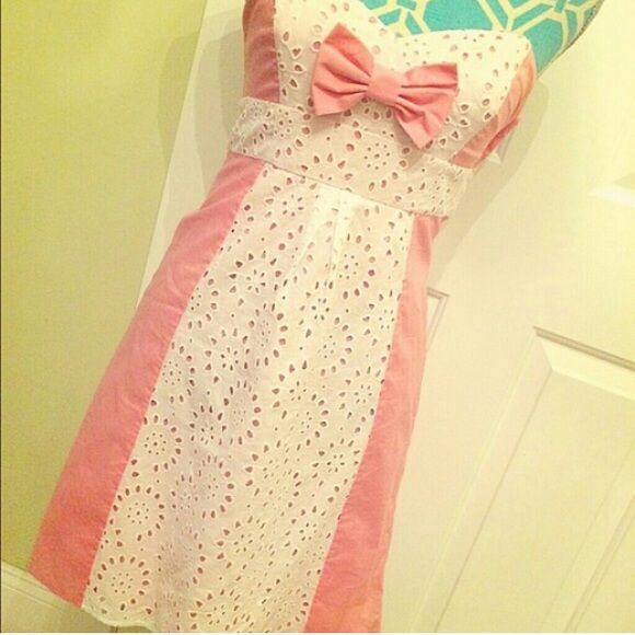 Rare Betsey Johnson Lace Sweetheart Dress Excellent condition, never ...