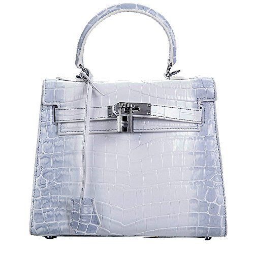HUALIN Women's Tote White Cow Leather HUALIN http://www.amazon.com/dp/B00L4YST2W/ref=cm_sw_r_pi_dp_N188tb1QNWYY0