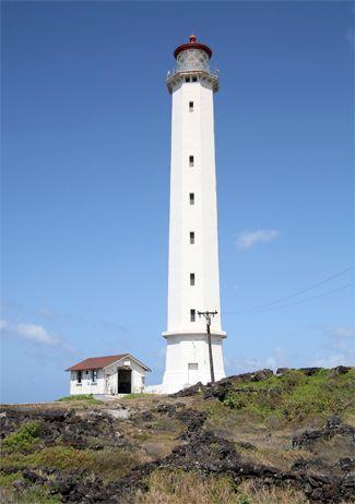Moloka`i (Kalaupapa) Lighthouse Moloka`i (Kalaupapa), Hawaii