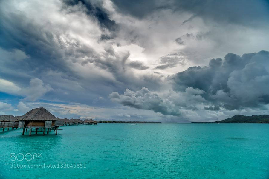 Popular on 500px : Four Seasons Bora Bora by lenticulartravel