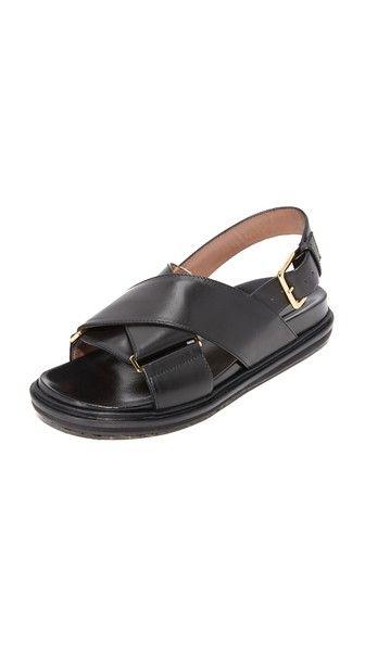 Fussbett Sandals Marni Shoes Marni Sandals Sandal Fashion