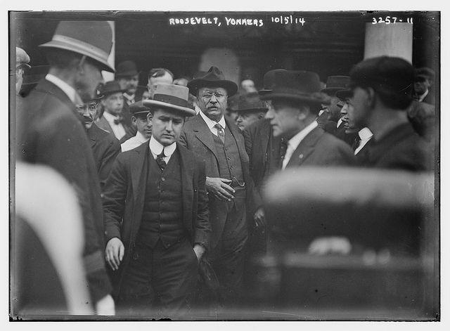 Roosevelt, Yonkers, 10/5/1914