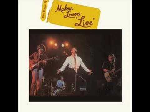 Jonathan Richman The Modern Lovers Morning Of Our Lives The Modern Lovers Jonathan Richman Rich Man