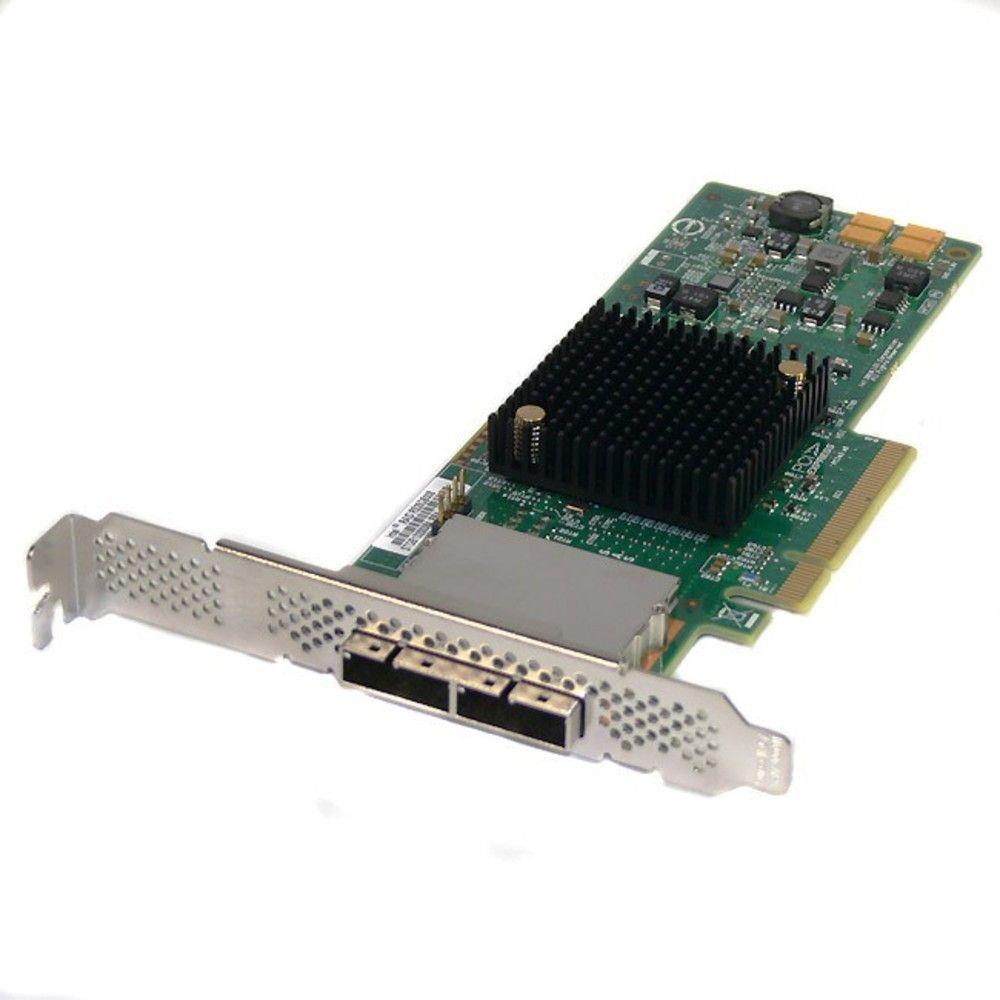 LSI Logic MegaRaid SAS9205-8E 8-Ports SAS PCI Express 2.0 x8 Controller LSI00285