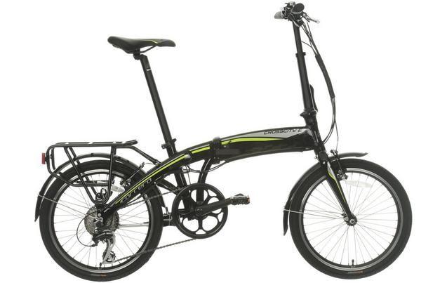 Carrera Crosscity Electric Bike 600 Folding Electric Bike