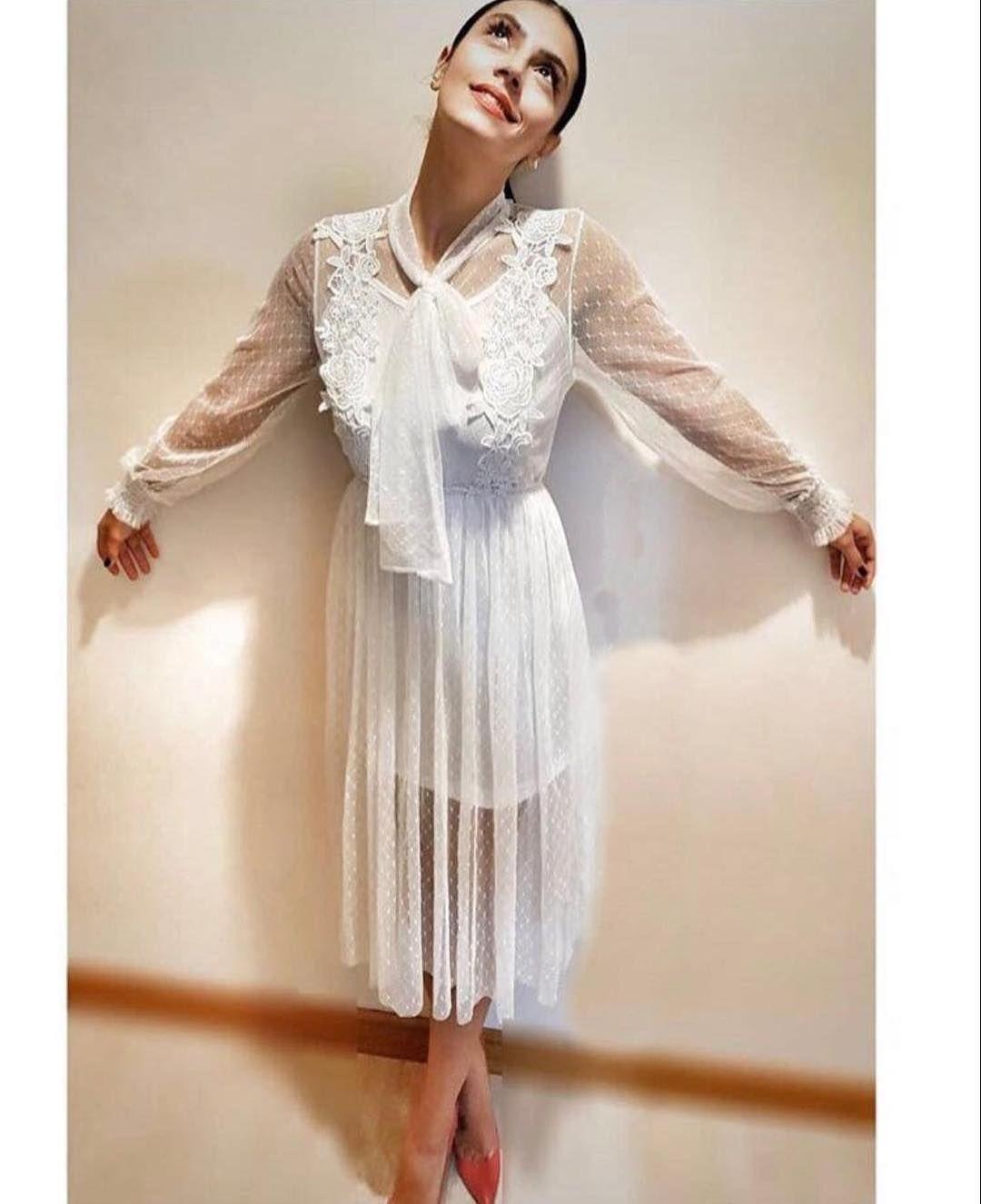 2 771 Begenme 0 Yorum Instagram Da Moda Butik Dunyasi Moda Butik Dunyasi 144 90 Fiyonklu Soft Narin Elb In 2020 Fashion Long Sleeve Dress Passion For Fashion