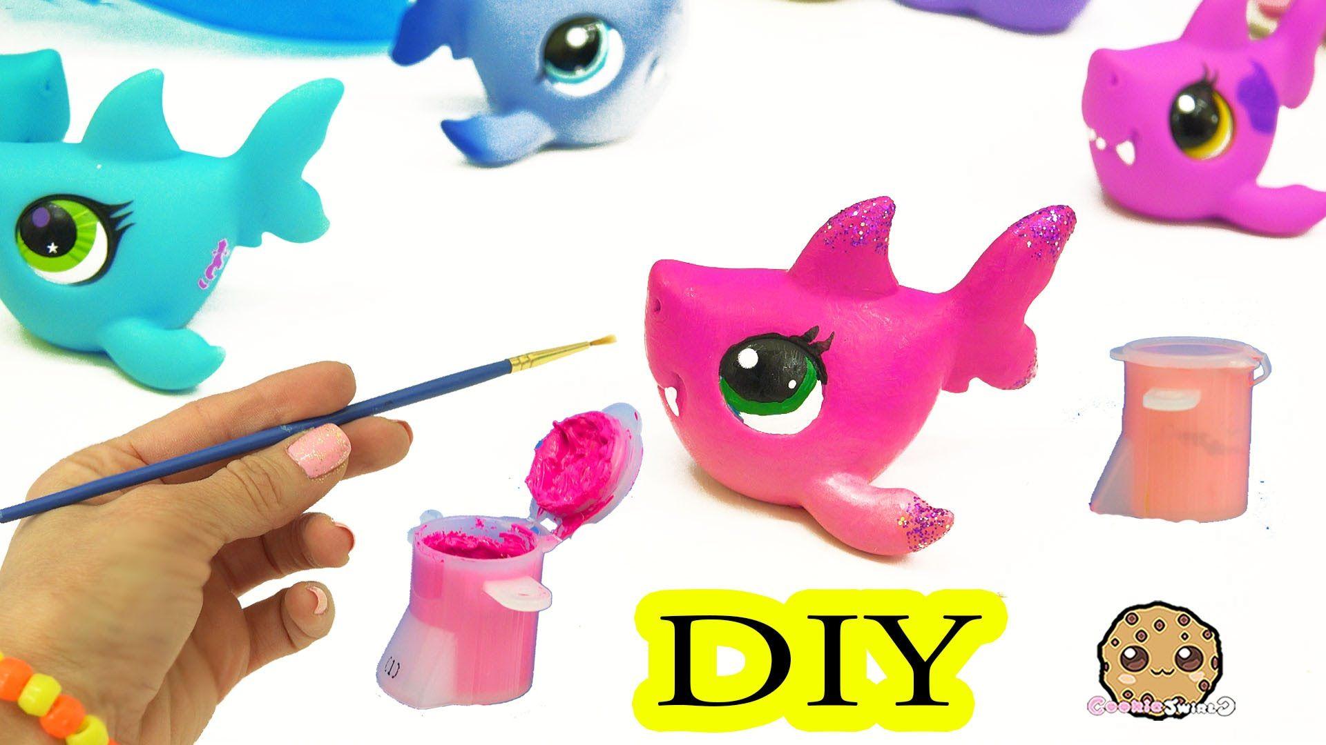 Custom painting diy littlest pet shop shark lps do it yourself custom painting diy littlest pet shop shark lps do it yourself cookies solutioingenieria Gallery