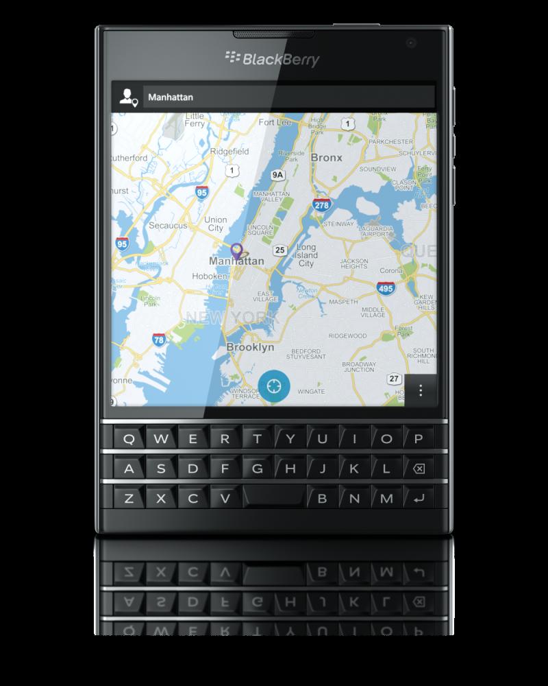 Oh, Blackberry! Asta e doar gresit! Blackberry passport