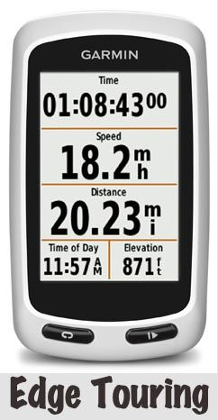 So You Want To Buy A Garmin Edge Bike Computer But Cant Decide Which One Heres Comparison Of The Touring Vs 810