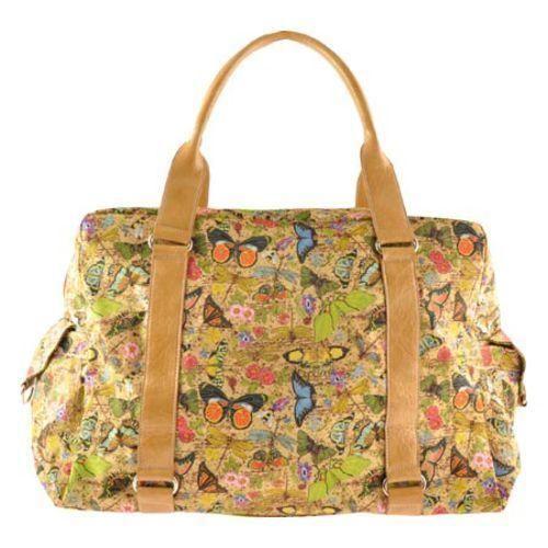 Women S Sydney Love Botanical Overnight Bag