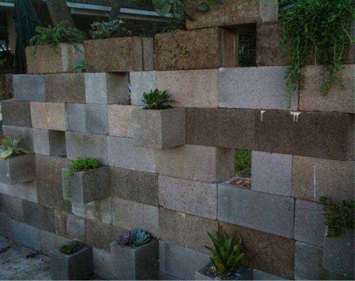 cedar block flowerbed | Pinned by Cordi Helmandollar ...