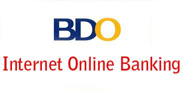 How To Apply For Bdo Online Banking Online Banking Banking How To Apply