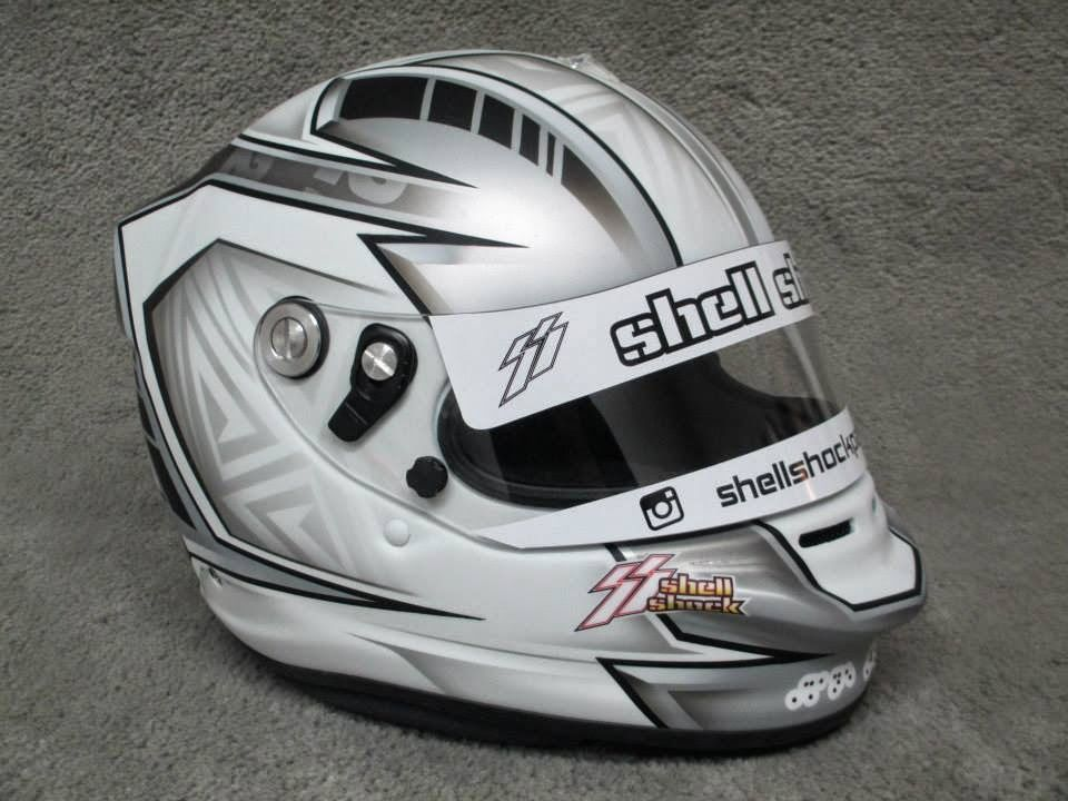 Racing Helmets Garage: luglio 2014