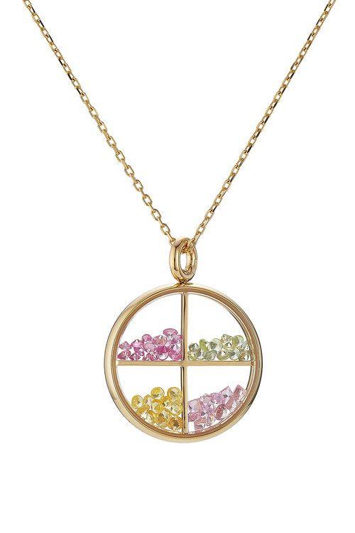 Aurélie Bidermann 18kt gold necklace iwLfr