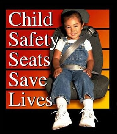 Parents Encouraged To Have Installation Of Child Safety Seats Inspected