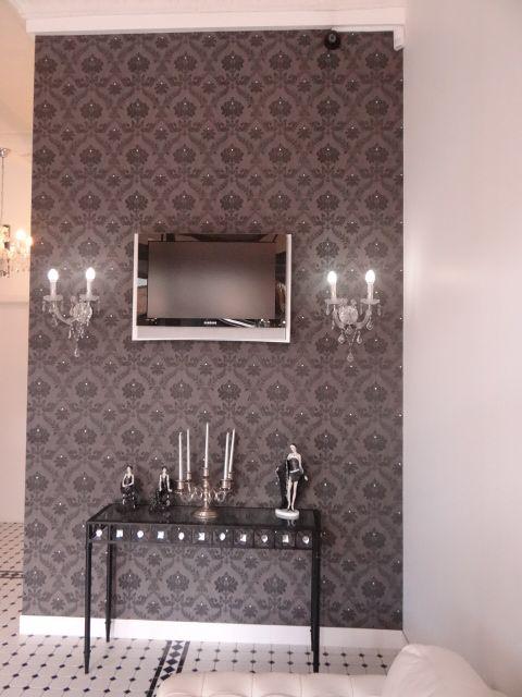 Elegant wallpaper Installation by Sydney Wallpapering