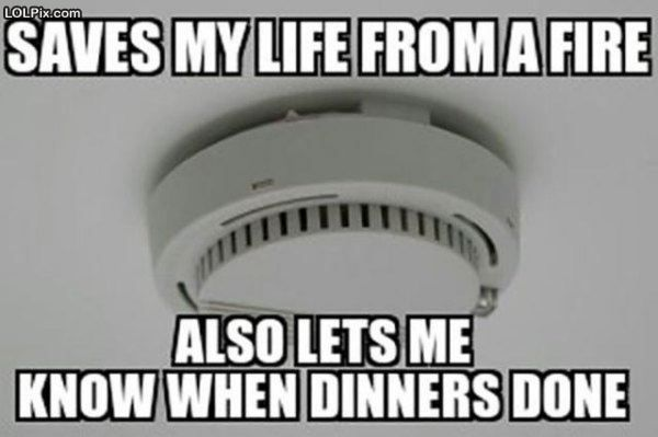 Smoke Detectors Funny Pictures 1612 Pic 13 Funny Meme Pictures Funny Pictures Just For Laughs