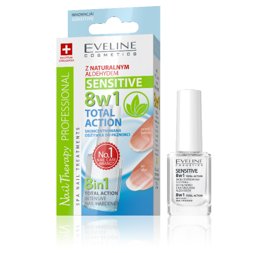 Körömápoló 8in1 Sensitive Cosmetics, Personal care, Beauty