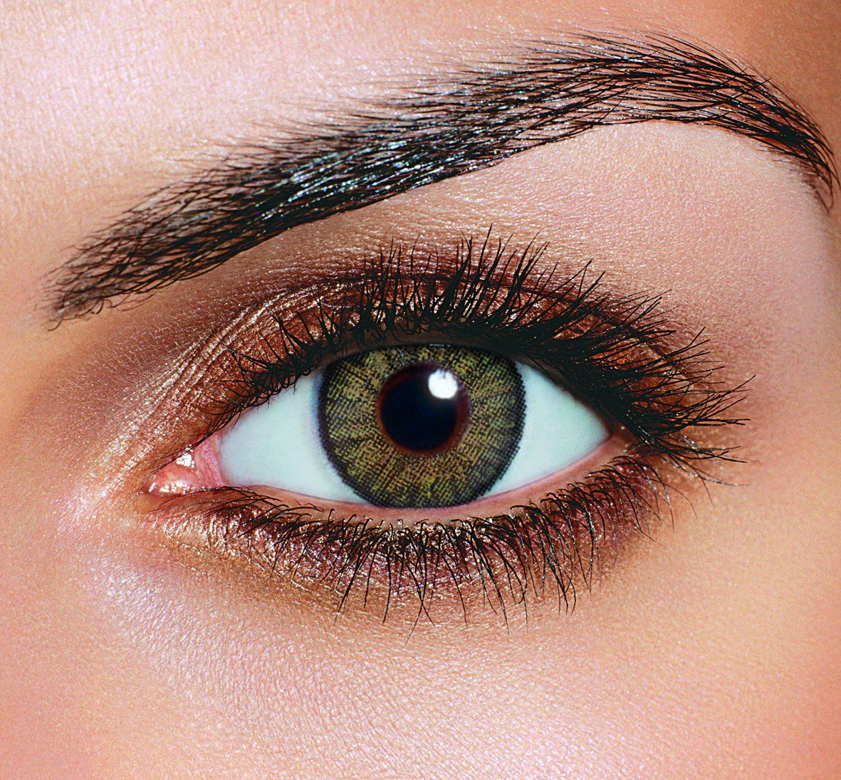easy natural eye makeup tutorial step by step everyday colorful pink
