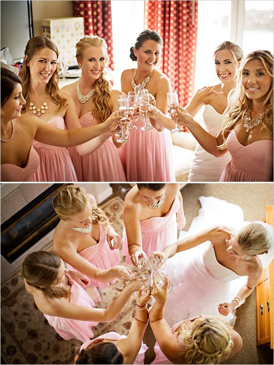 Funky and Fun Bridesmaid Dresses