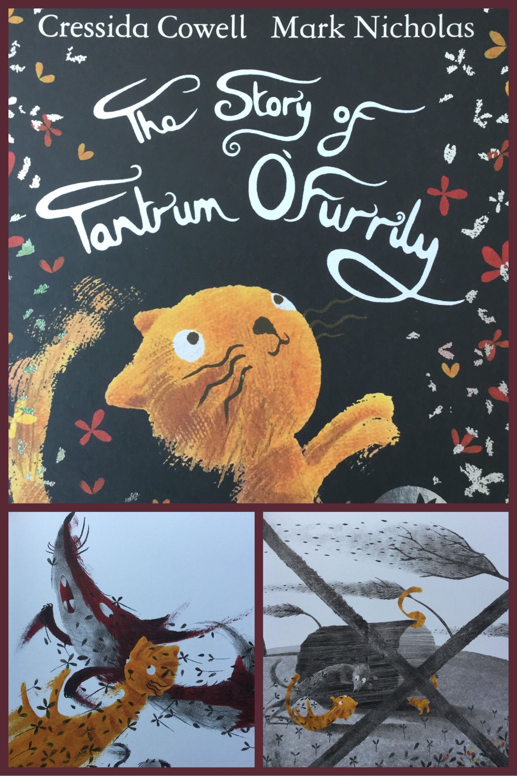 The Story Of Tantrum O Furrily